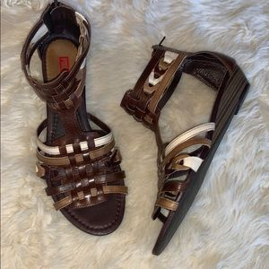 PIKOLINOS leather sandals size 41